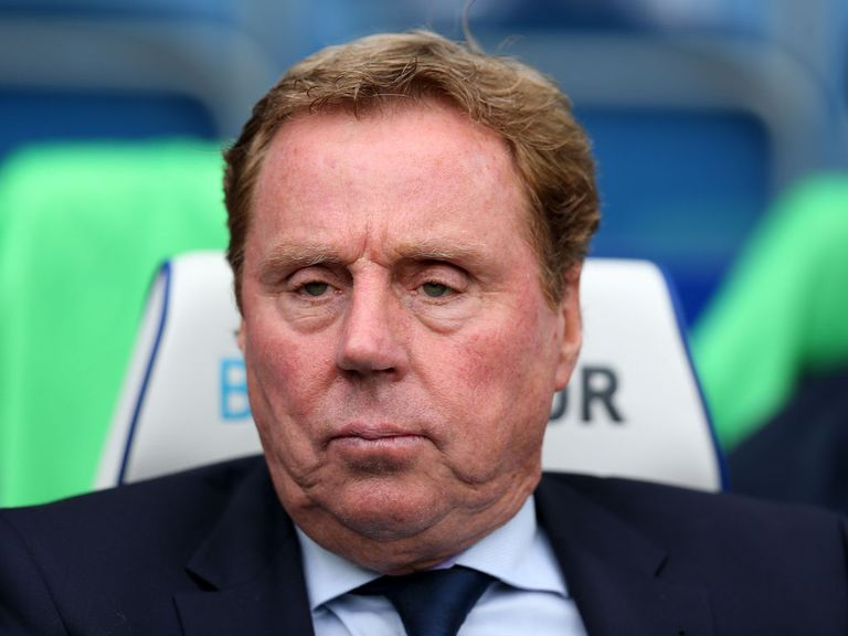 Harry Redknapp: Believes players supported his appointment