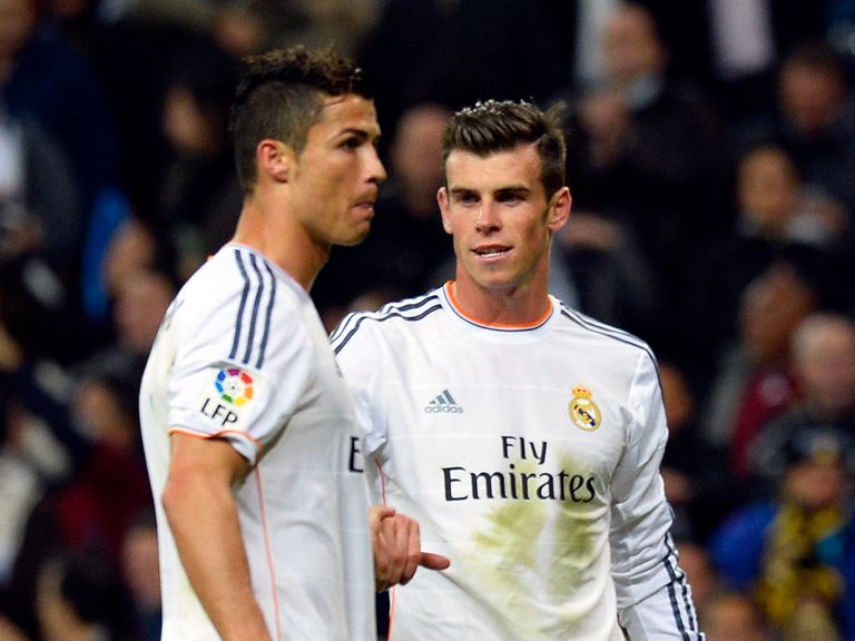 Ronaldo and Bale inspired Real Madrid to victory