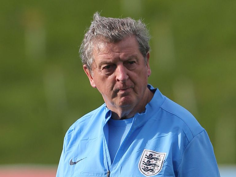 Roy Hodgson: Preparing for a huge few days