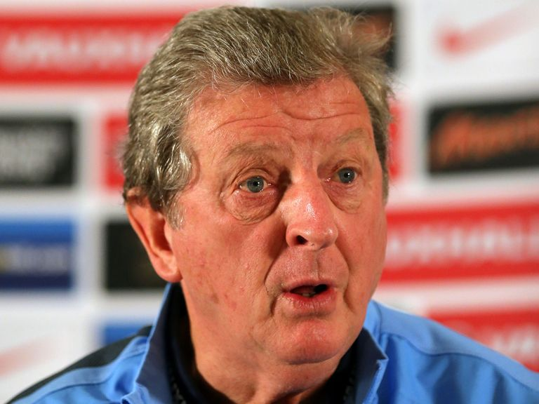 Roy Hodgson: In positive frame of mind