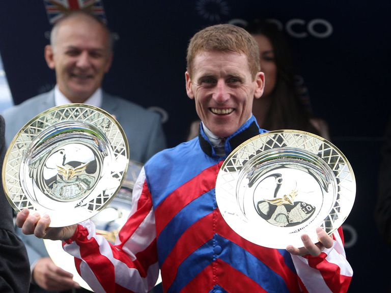 Johnny Murtagh: Announced retirement from saddle