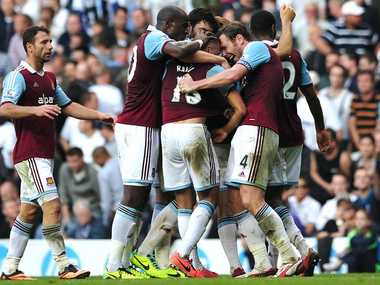 West Ham: Big price to win at Swansea