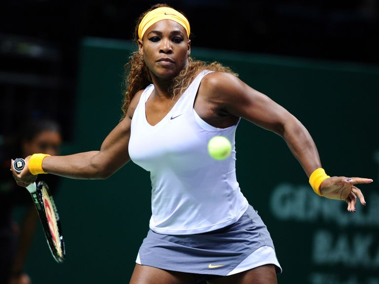Serena Williams: Won again
