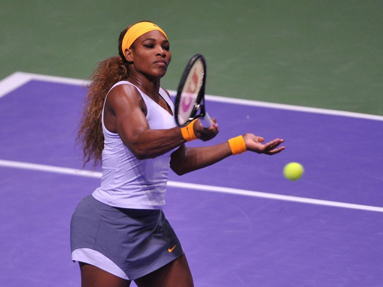 Serena Williams: Defied physical problems to win