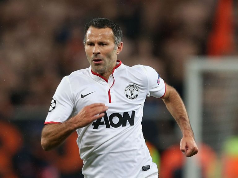 Ryan Giggs: Remains calm in light of United results