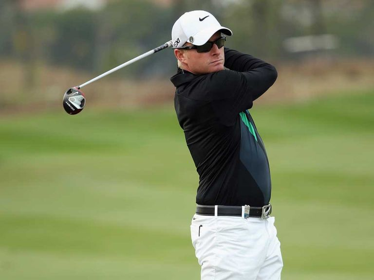 Simon Dyson: Disqualified after failing to add two-shot penalty