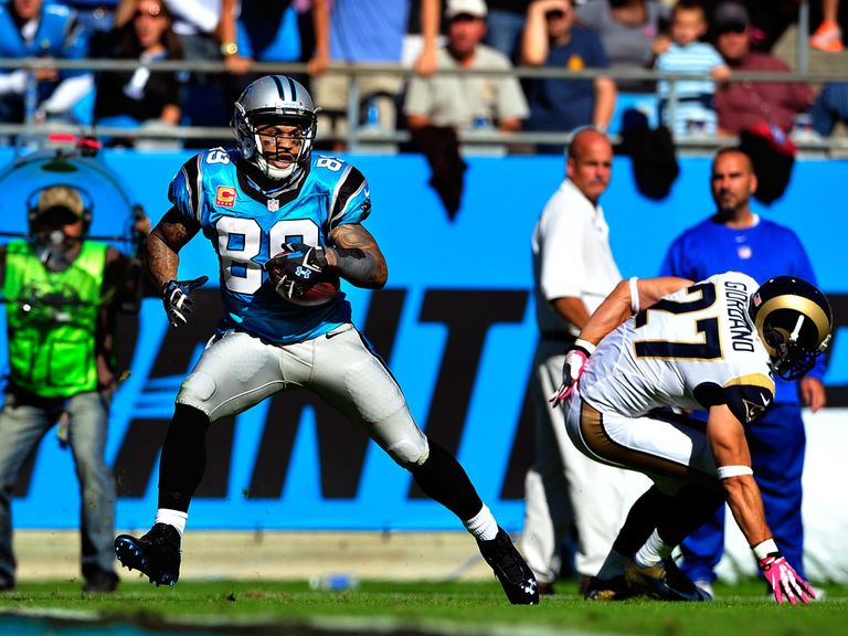 Steve Smith and the Panthers are on a roll