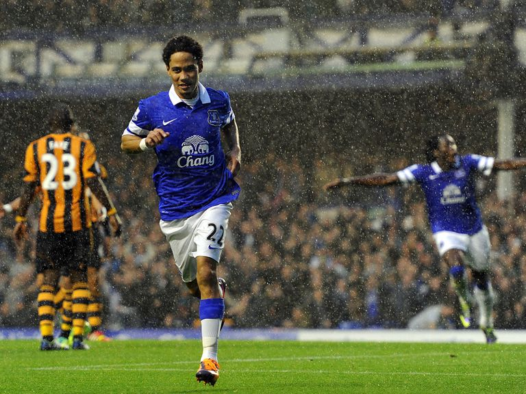Steven Pienaar: Returned with a winning goal