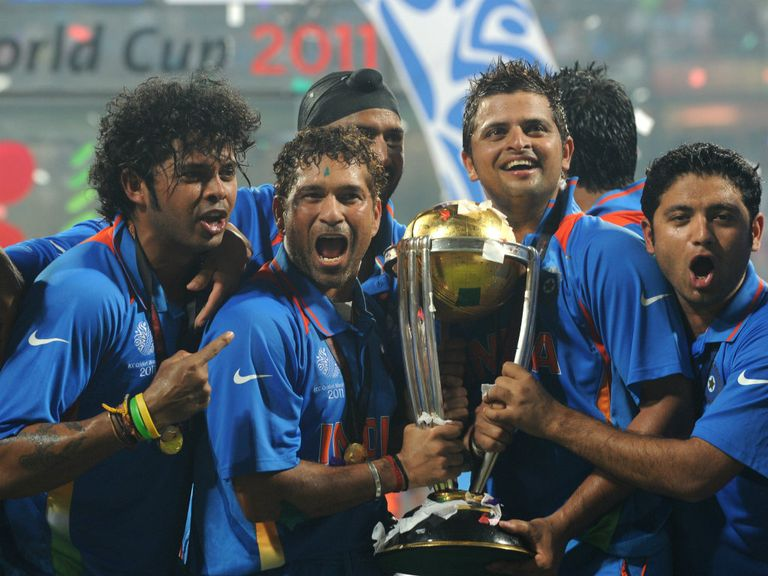 India: Won the 2011 World Cup but could boycott future events
