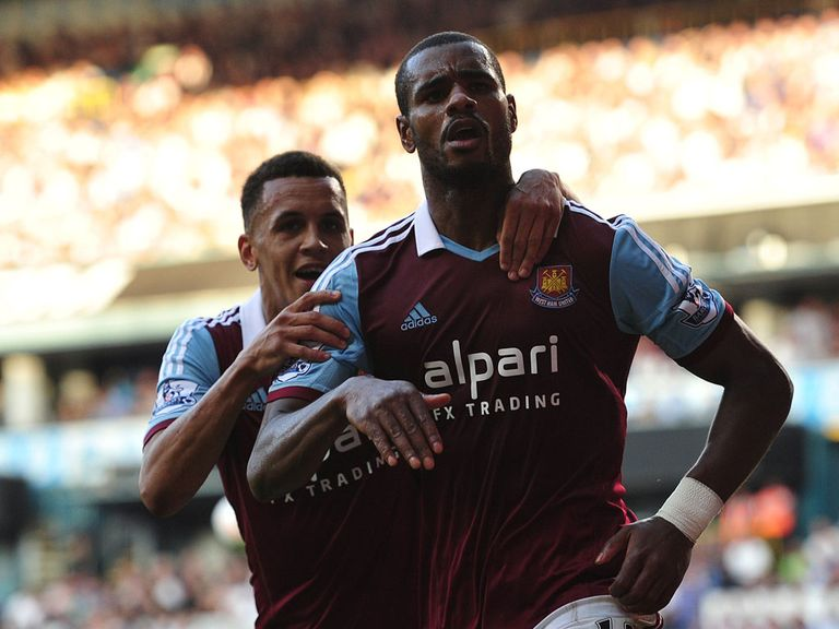 West Ham claimed a surprise 3-0 triumph at Tottenham