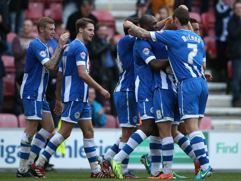 Wigan are fancied to be celebrating again this weekend