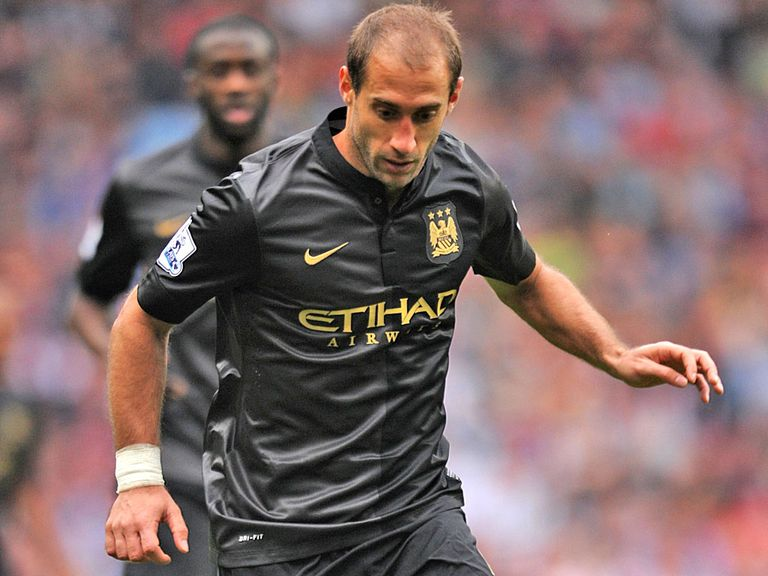Pablo Zabaleta: Demanding more against Palace