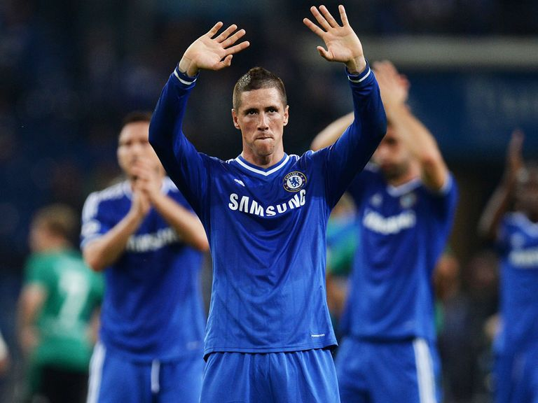 Fernando Torres: Looking like his old self