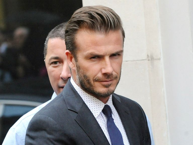 David Beckham: Doesn't hold a grudge against Ferguson