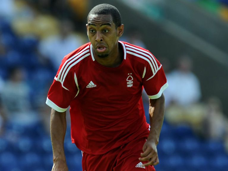Dexter Blackstock of Nottingham Forest has been charged by the FA