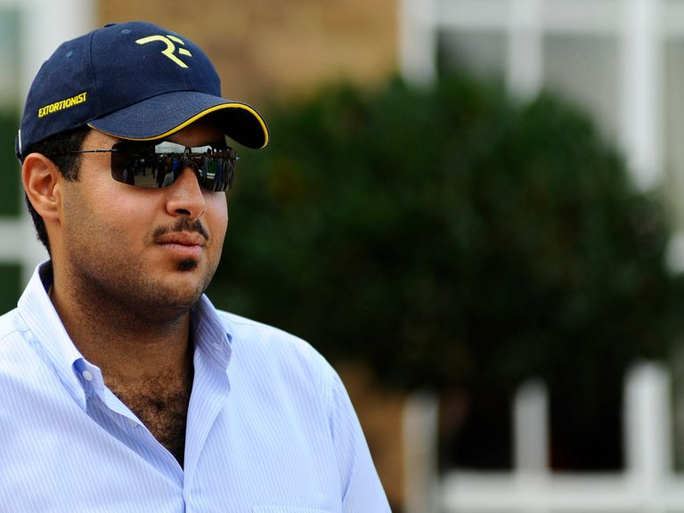 Sheikh Fahad Al Thani: Outlined long-term ambitions