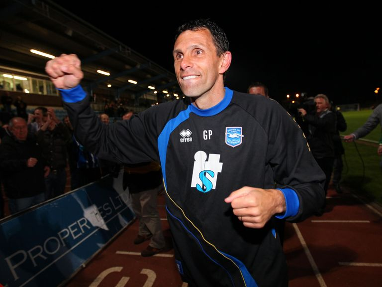 Gus Poyet: Chosen to lead Sunderland's survival bid