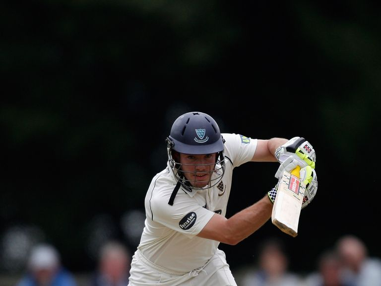 Joe Gatting: Made his first-class debut for Sussex back in 2009