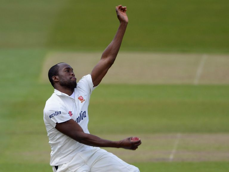 Maurice Chambers: Joins Northants from Essex on a two-year deal