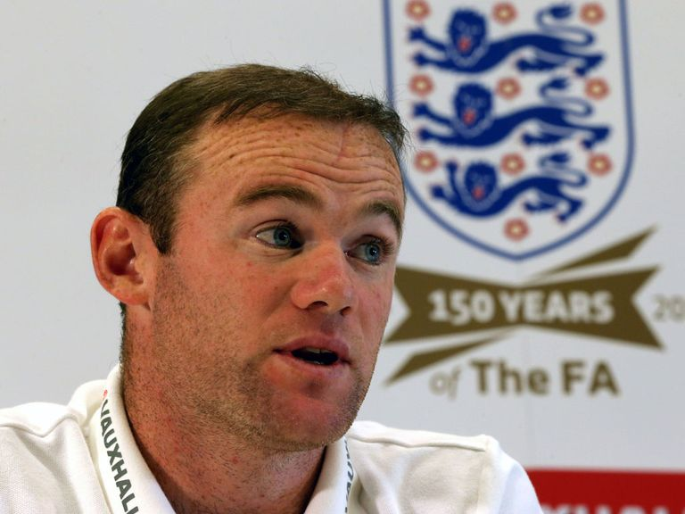 Wayne Rooney: 'We have got some very exciting players'