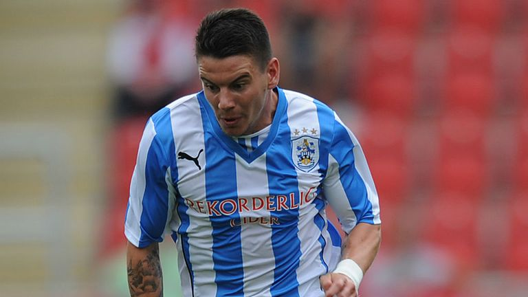 Adam Hammill: Delighted to have returned to Huddersfield over the summer