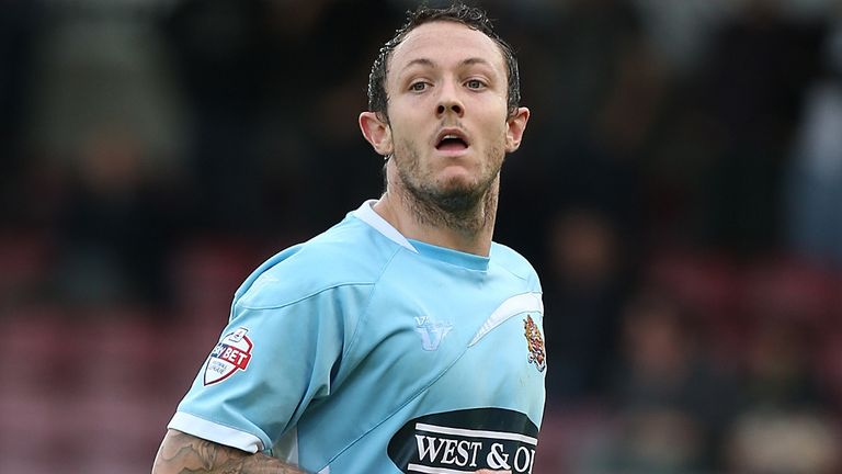 Rhys Murphy: Transfer target for Barnsley