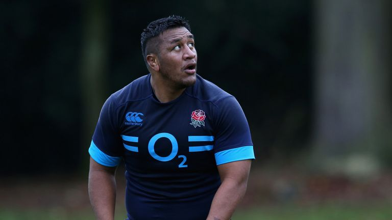 Mako Vunipola: Has found himself in the familiar role as substitute for England