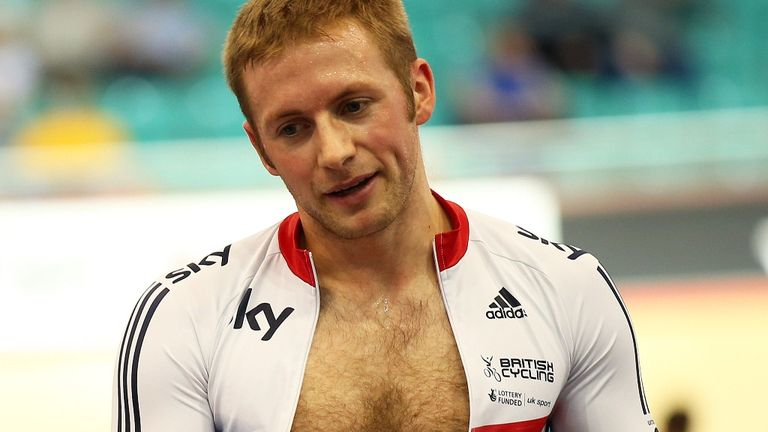 Jason Kenny is hoping to end a difficult 2013/14 on high in Colombia