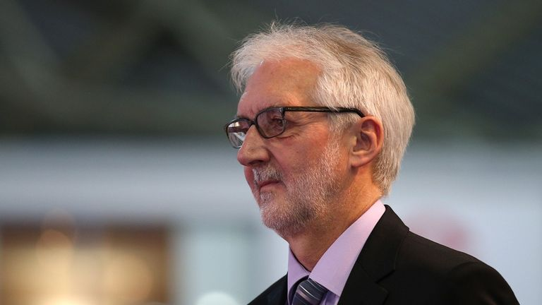 Brian Cookson is to reconsider the bidding process for world championships