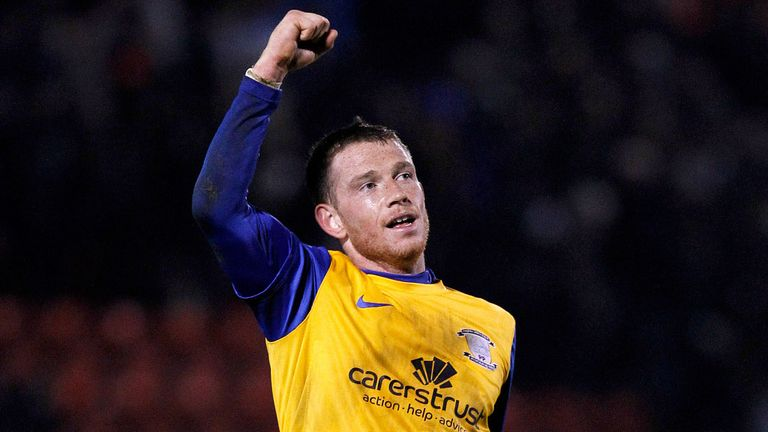 Joe Garner: Netted the winning goal
