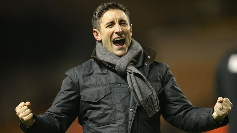 Lee Johnson: Ready for Merseyside showdown