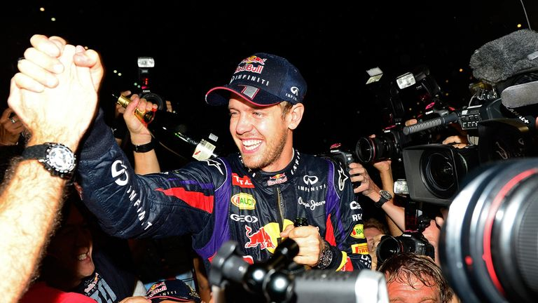 Sebastian Vettel: Was due to take part in Race of Champions