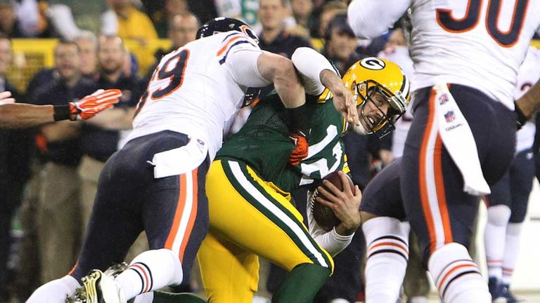 Aaron Rodgers: Not medically cleared to return this weekend