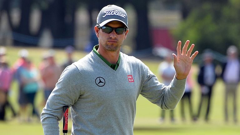 Adam Scott: Pulled clear with a fine outward nine