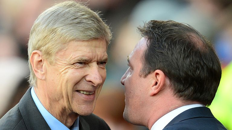 Malky Mackay: Proud of Cardiff after 3-0 defeat by Arsenal
