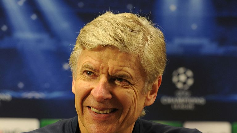 Arsene Wenger: Was subject to an approach from Bayern Munich