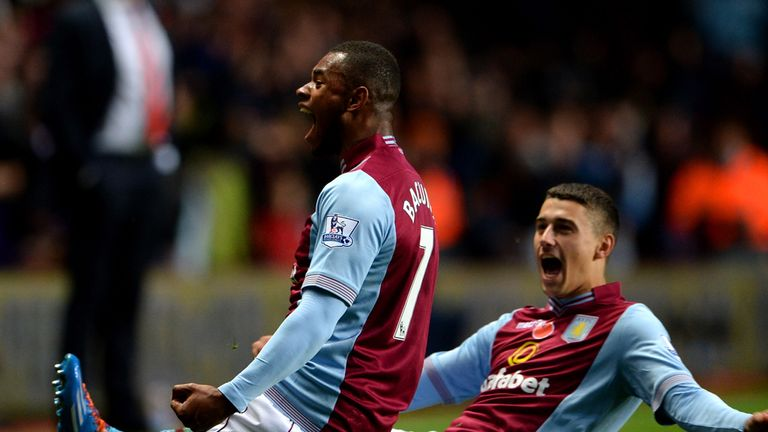 Leandro Bacuna: Opened the scoring for Villa