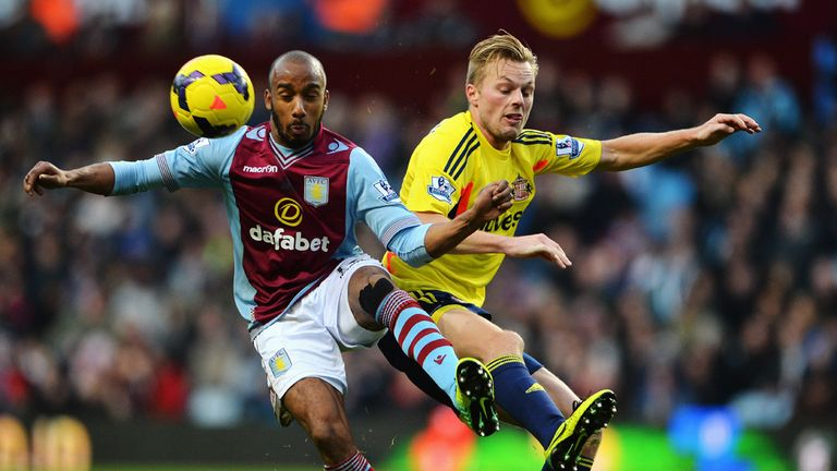 Fabian Delph: Suspended for the match against Manchester United