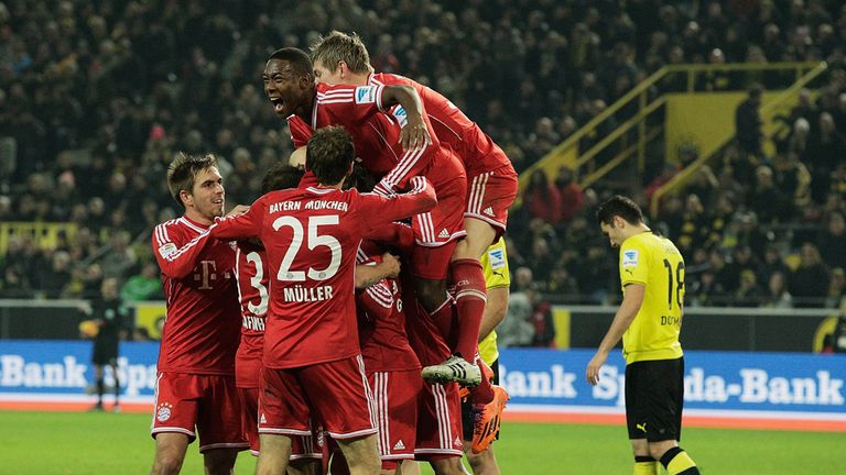 Bayern Munich: Looking to go 40 league games unbeaten