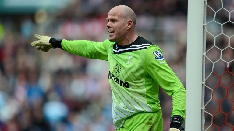 Brad Friedel: Eyeing Champions League football for Tottenham