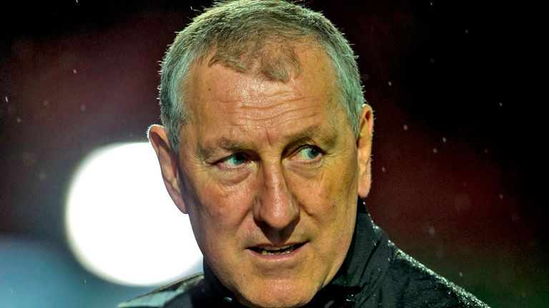 Terry Butcher: Wanted to talk to Hibernian