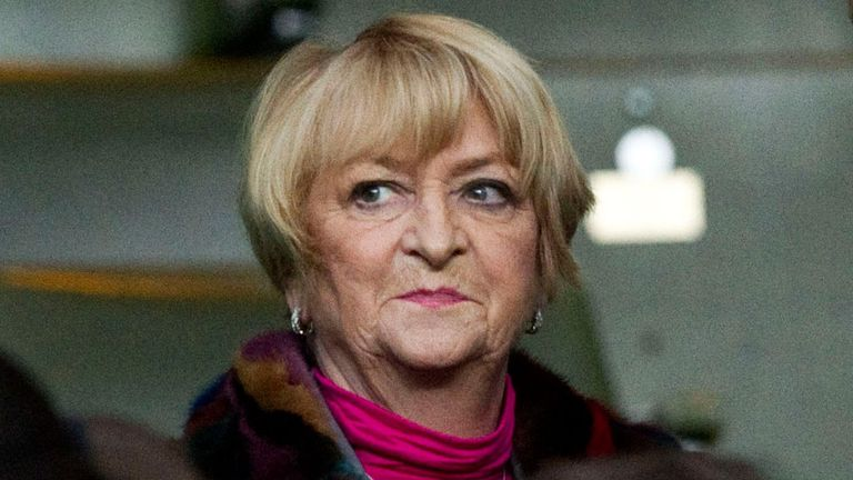 Cath Thompson: New honorary president of Dundee United