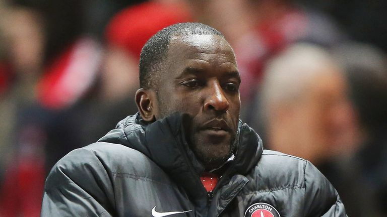 Chris Powell: Happy with the performance