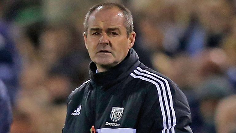 Steve Clarke: West Brom disappointed after draw with Aston Villa