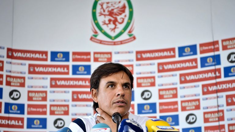 Chris Coleman: Wales boss relishing Holland friendly