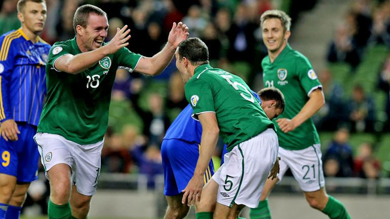 "Richard Dunne: Republic of Ireland international believes Martin O'Neill is a ""great appointment"""