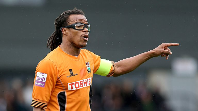 Edgar Davids: Leaving Barnet after over three years in north London