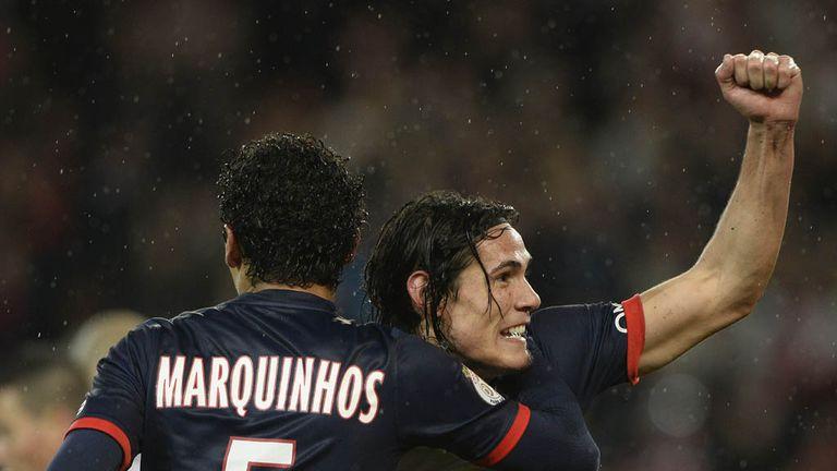 Edinson Cavani: Last-gasp goal guaranteed PSG progression