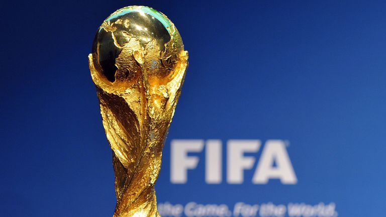 The 2022 World Cup will be switched from the summer months, says FIFA's general secretary