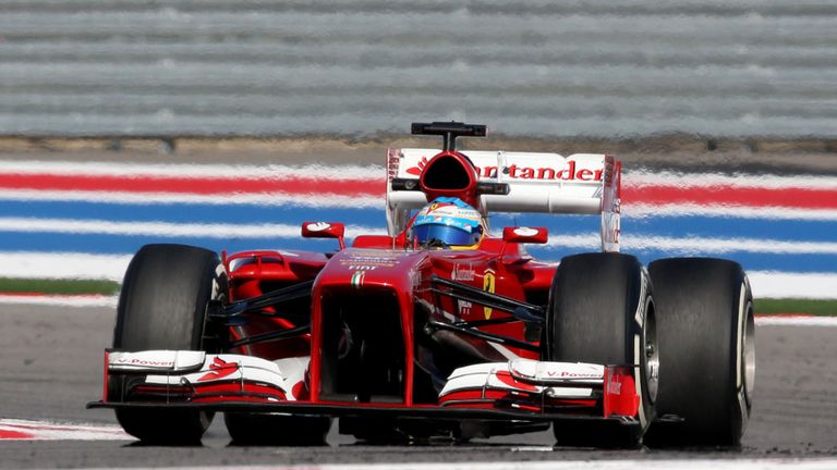 Fernando Alonso: Says first lap will be 'critical'